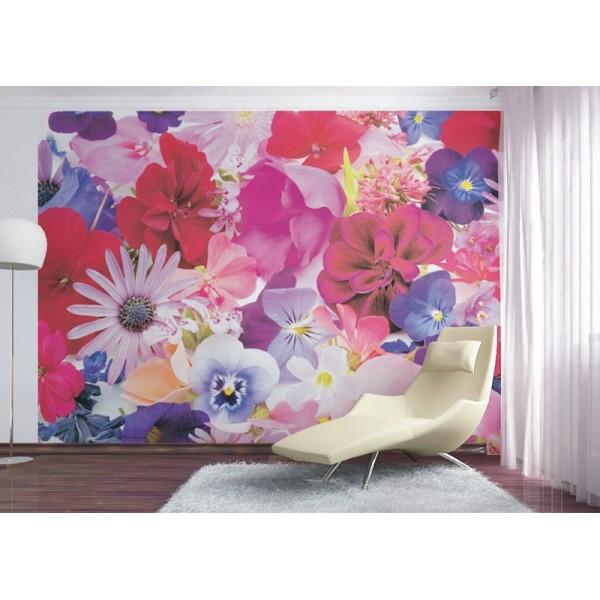 Murales flores