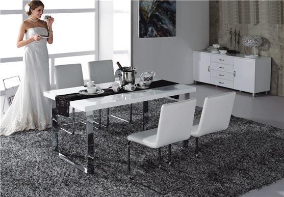 Mesas comedor grandes diseño: mesas de madera un acento rústico ...